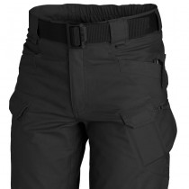 HELIKON Urban Tactical Pants - PolyCotton Ripstop - Black 1