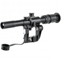 SVD Dragunov Illuminated 4x26 Rifle Scope