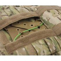 Warrior DCS Releasable Plate Carrier Base - Multicam 6