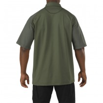 5.11 Rapid Performance Short Sleeve Polo - TDU Green 1