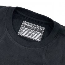 Pitchfork Range Master T-Shirt - Black - XL