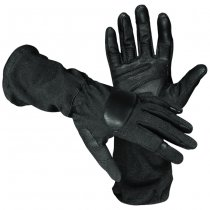 HATCH SOG Operator Tactical Gauntlet Glove - Black - S