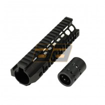 Element NOV Free Float RIS/RAS handguard 7.25 Inch