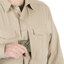 Helikon Defender Mk2 Tropical Shirt - Dark Olive - 3XL