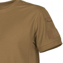 Helikon Tactical T-Shirt Topcool Lite - Coyote - L