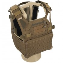 Direct Action Spitfire Plate Carrier - Coyote Brown - XL