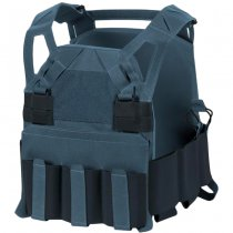 Direct Action Hellcat Low Vis Plate Carrier - Shadow Grey - XL