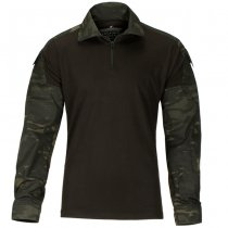 Invader Gear Combat Shirt - ATP Black - 2XL