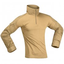 Invader Gear Combat Shirt - Coyote - S