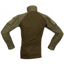 Invader Gear Combat Shirt - Ranger Green - S