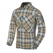 Helikon MBDU Flannel Shirt - Ginger Plaid - XS