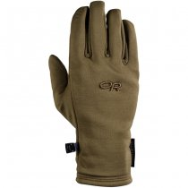 Outdoor Research Backstop Sensor Gloves - Coyote - M