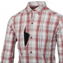 Helikon Trip Shirt - Indigo Plaid - M