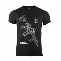 Specna Arms Shirt - Your Way of Airsoft 01 - Black - L