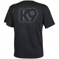 Helikon T-Shirt K9 - No Touch - Black - 2XL
