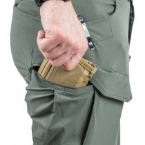 Helikon OTP Outdoor Tactical Pants - RAL 7013 - 3XL - Short