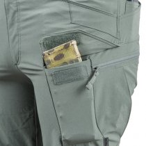 Helikon OTP Outdoor Tactical Pants - Ash Grey / Black - L - Short
