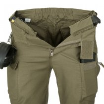 Helikon UTP Urban Tactical Pants PolyCotton Canvas - Black - M - Short