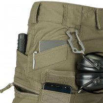 Helikon UTP Urban Tactical Pants PolyCotton Canvas - Oilve Green - S - Regular