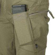 Helikon UTP Urban Tactical Pants PolyCotton Canvas - Taiga Green - L - Short
