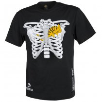 Helikon T-Shirt Chameleon in Thorax - Black - L