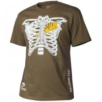 Helikon T-Shirt Chameleon in Thorax - Coyote - M