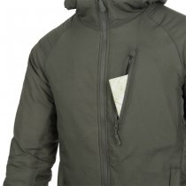 Helikon Wolfhound Climashield Hoodie - Coyote - S