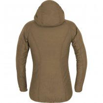 Helikon Women's Wolfhound Hoodie Jacket - Shadow Grey - XS