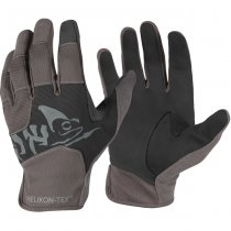 Helikon All Round Fit Tactical Gloves - Black / Shadow Grey A - XL