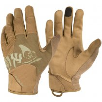 Helikon All Round Tactical Gloves - Coyote / Adaptive Green A