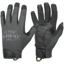 Helikon Rangeman Gloves - Shadow Grey / Black A - XL