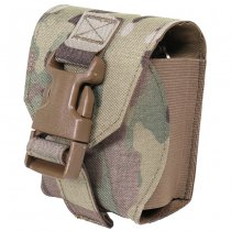 Warrior Laser Cut Frag Grenade Pouch - Multicam