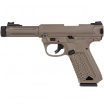 Action Army AAP-01 Gas Blow Back Pistol - Dark Earth