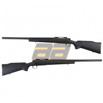 Tanaka M40A1 Cartridge Gas Sniper Rifle - Black