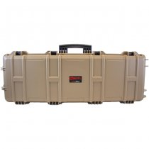 Nuprol Large Hard Case PNP Foam - Tan