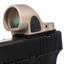 Aim-O SRO Red Dot Sight - Dark Earth
