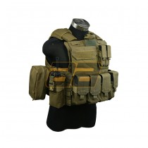 PANTAC Maritime Force Recon Vest S - Coyote 1