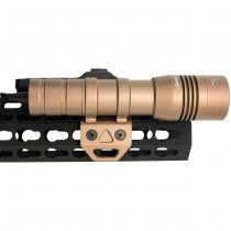 Opsmen FAST 502K Compact Key-Mod Flashlight - Tan