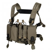 Direct Action Thunderbolt Compact Chest Rig - Ranger Green
