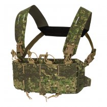 Direct Action Tiger Moth Chest Rig - PenCott WildWood
