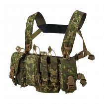 Direct Action Thunderbolt Compact Chest Rig - PenCott WildWood