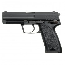 KWA H&K USP.45 Metal Slide GBB - Black