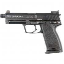KWA H&K USP.45 Tactical Gas Blow Back Pistol - Black