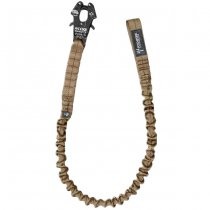 Pitchfork Retention Safety Lanyard - Coyote