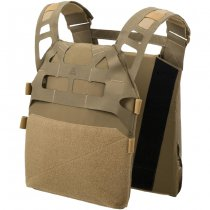 Direct Action Bearcat Ultralight Plate Carrier - Adaptive Green - L