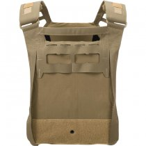Direct Action Bearcat Ultralight Plate Carrier - Coyote - M