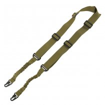 Tactical 2-Point Bungee Sling - Olive