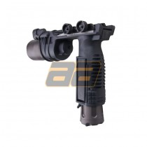 Night Evolution 910A Vertical Foregrip Weapon Light - Black 2