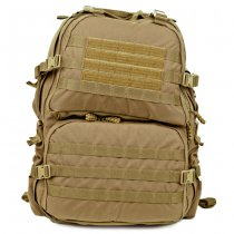 PANTAC MOLLE PJ Medical Backpack - Coyote