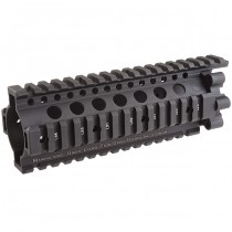Madbull Daniel Defense 7.62 Lite Rail 7 inch - Black